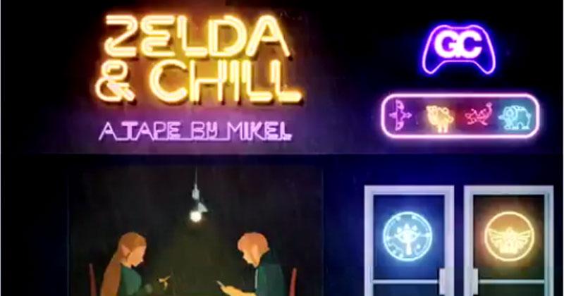 Zelda & Chill disponible en CD y vinilo