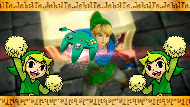 ¿Con qué mando has jugado mejor a un juego de Zelda y porqué?