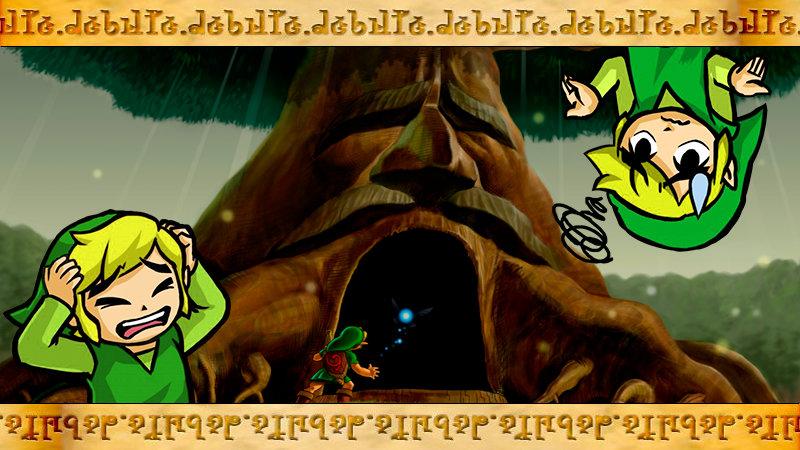 ¿Es bueno el inicio de Ocarina of Time? Analicemos la infancia de Link…