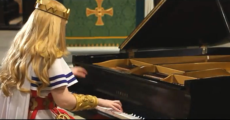 Piano Medley de A Link to the Past
