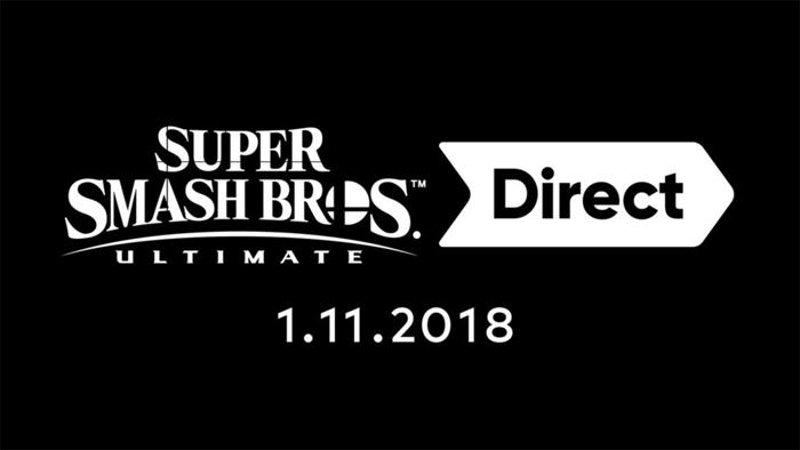 Nuevo Nintendo Direct el 1 de Noviembre más Treehouse: Live