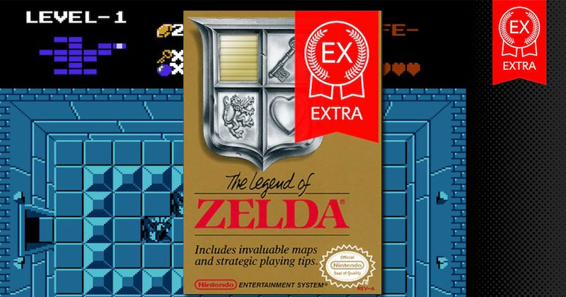 The Legend of Zelda EXTRA para Nintendo Switch