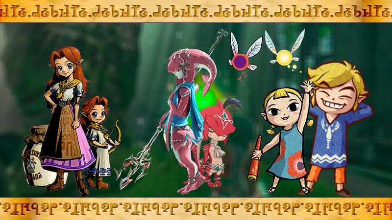 ¿Qué duo de hermanos en la saga de Zelda te parece el más remarcable?