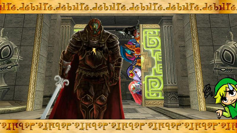 ¿Qué es lo que buscas en un villano de The Legend of Zelda?