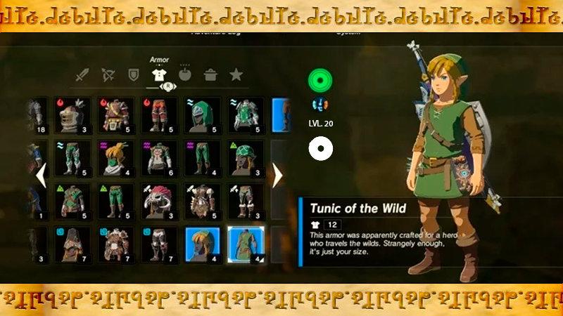 ¿Debería The Legend of Zelda tener experiencia y árbol de habilidades?