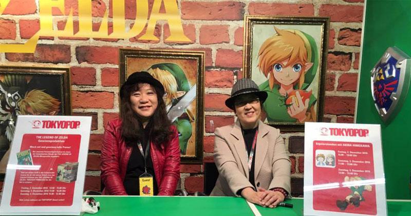 Norma Editorial habla de la firma de Akira Himekawa en el Salón del Manga 2018