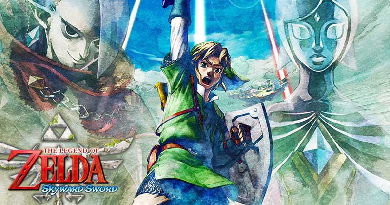 Nintendo parece descartar Skyward Sword para Nintendo Switch