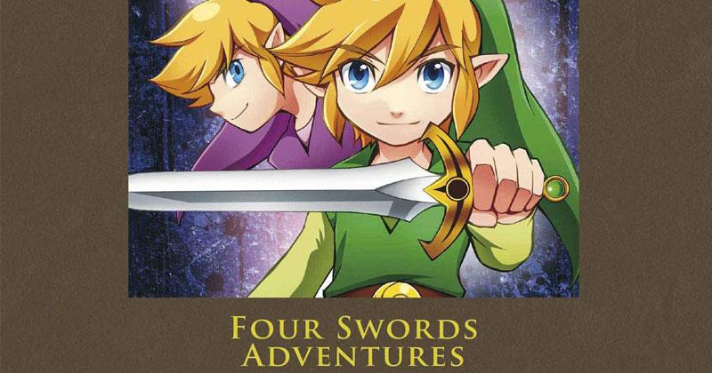 Manga Perfect Edition de Four Swords ya disponible
