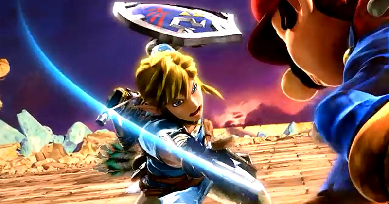 Nuevo trailer de Super Smash Bros. Ultimate