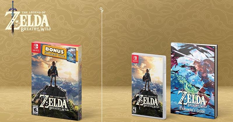 Nintendo of America te ayuda a encontrar un regalo navideño de Zelda