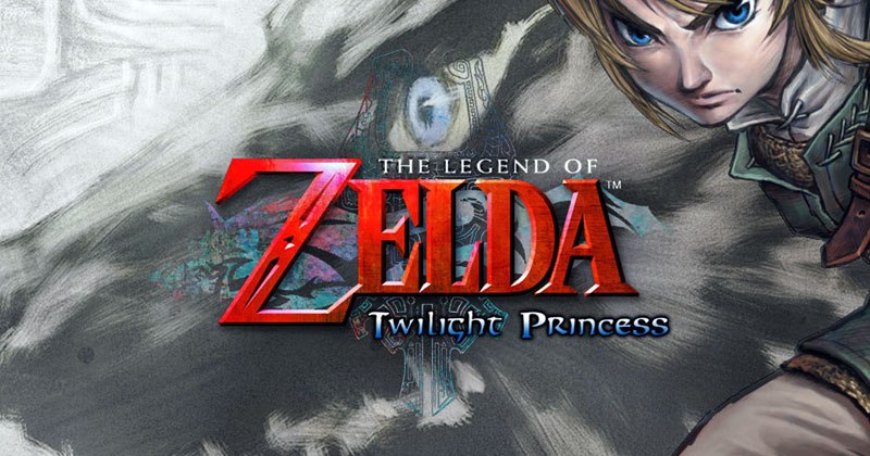 Nintendo registra Twilight Princess en Japón