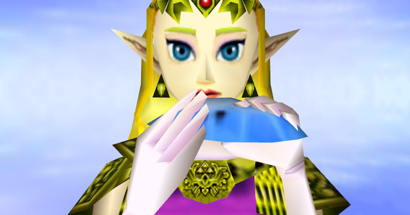 Versión de la Nana de Zelda