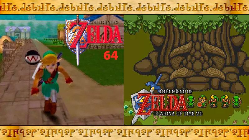 ¿Qué juego de Zelda en 2D se beneficiaria más de una reinvención en 3D?