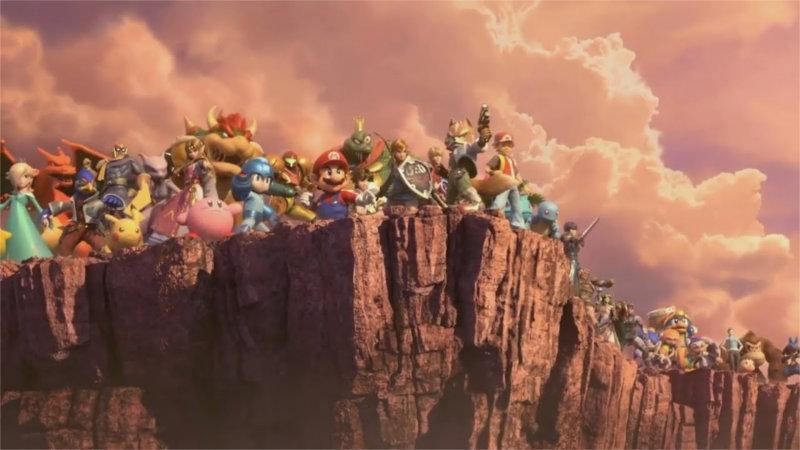 Espíritus de Super Smash Bros. Ultimate relacionados con Zelda