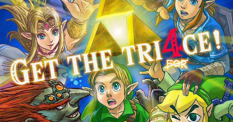 Super Smash Bros. Ultimate se lanza en cuatro días y se revela un nuevo arte oficial de The Legend of Zelda