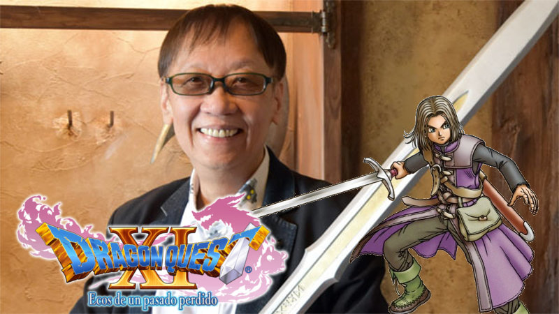El creador de Dragon Quest alaba Breath of the Wild y más en un discurso