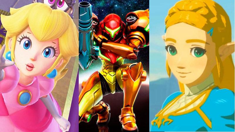 Los personajes femeninos favoritos de los lectores de Nintendo Dream