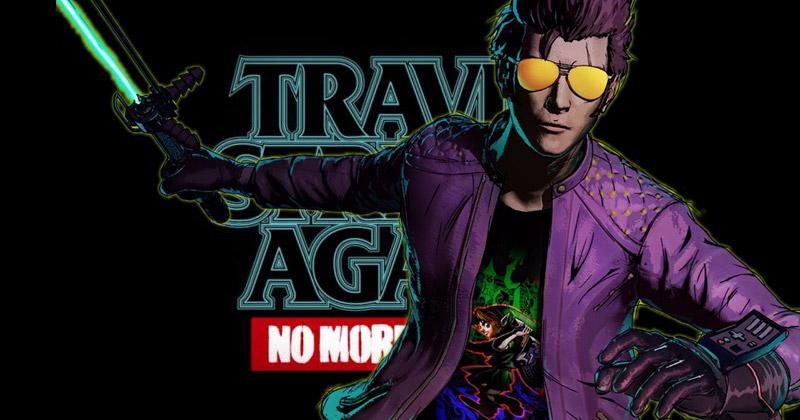 Majora's Mask en Travis Strikes Again: No More Heroes