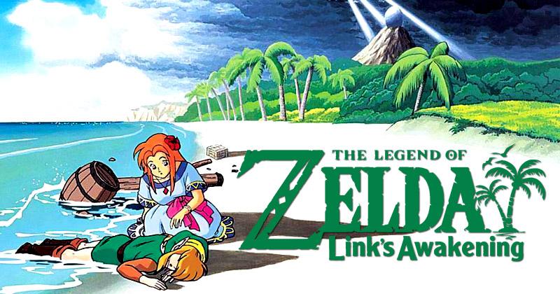 Curiosidades de Link's Awakening para Switch