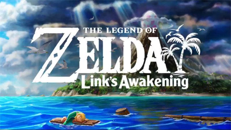 Anunciado The Legend of Zelda Link's Awakening durante el Nintendo Direct