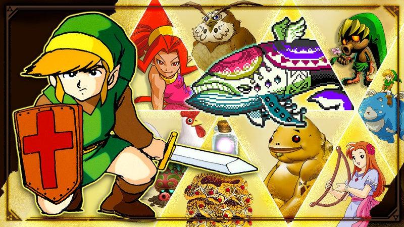 Comienza el evento de Smash Bros. Ultimate de espíritus de Zelda