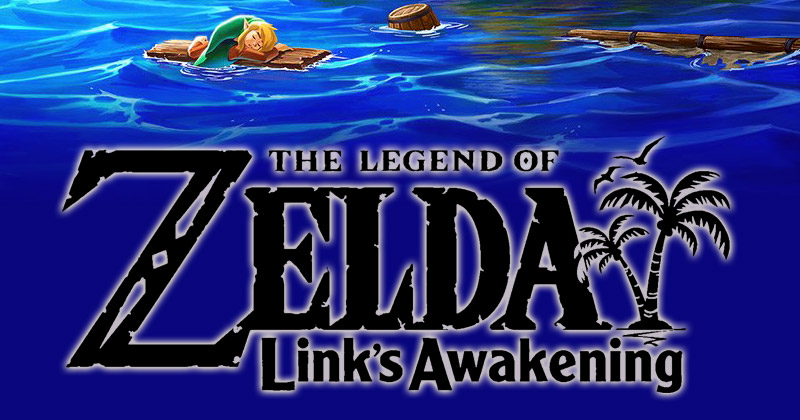 "Nintendo registra ""Link's Awakening"""