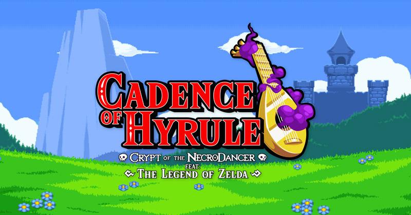 Demo de Cadence of Hyrule disponible en Europa y Japón