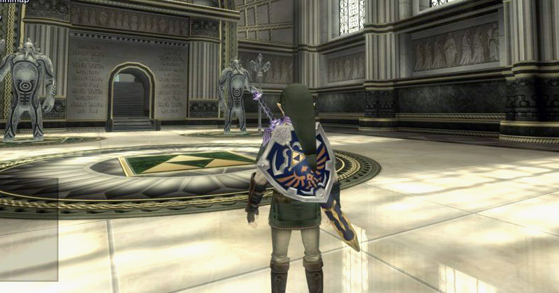Remix del Templo del Tiempo de Twilight Princess