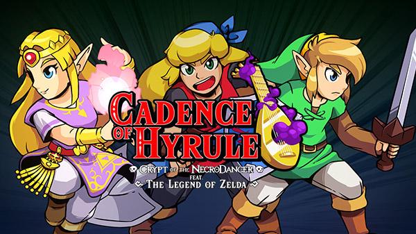 """Cadence of Hyrule, """"anunciada"""" su salida en Mayo"""