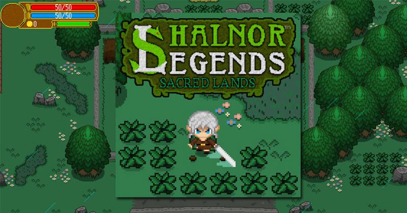 Shalnor Legends, un juego inspirado en A Link to the Past