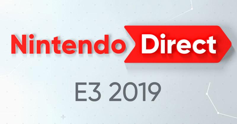 Sigue con nosotros el Nintendo Direct del E3