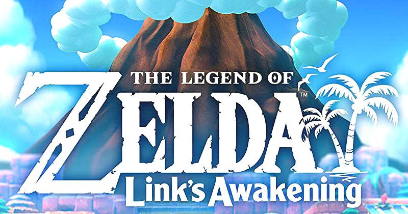 Anuncio nostálgico de Link's Awakening