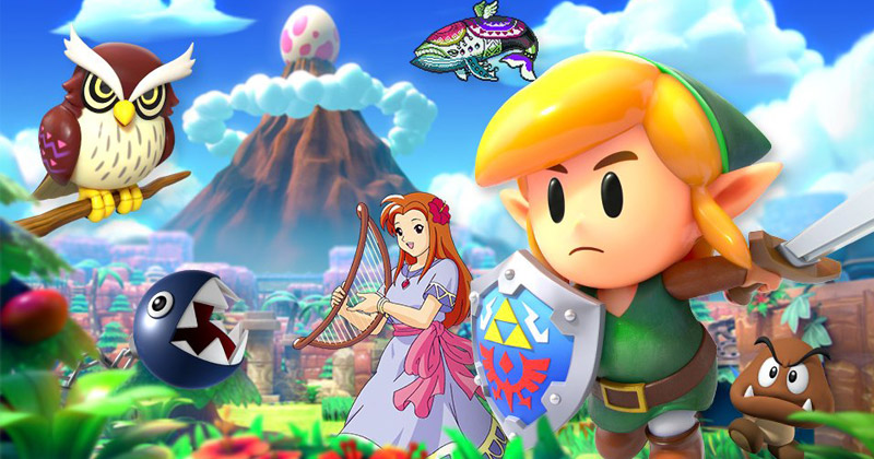 Retorno a Koholint en Super Smash Bros. Ultimate