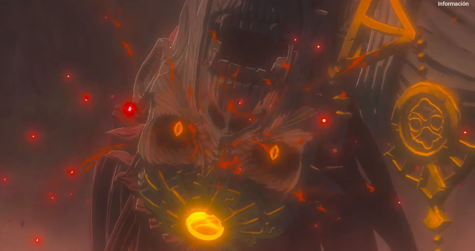 El tema de Ganondorf y un tema secreto en el tráiler de Breath of the Wild 2