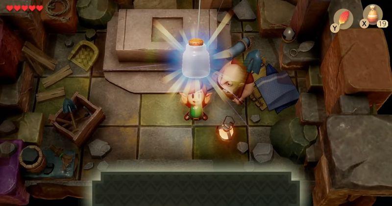 The Legend of Zelda: Link's Awakening a la venta el 20 de septiembre