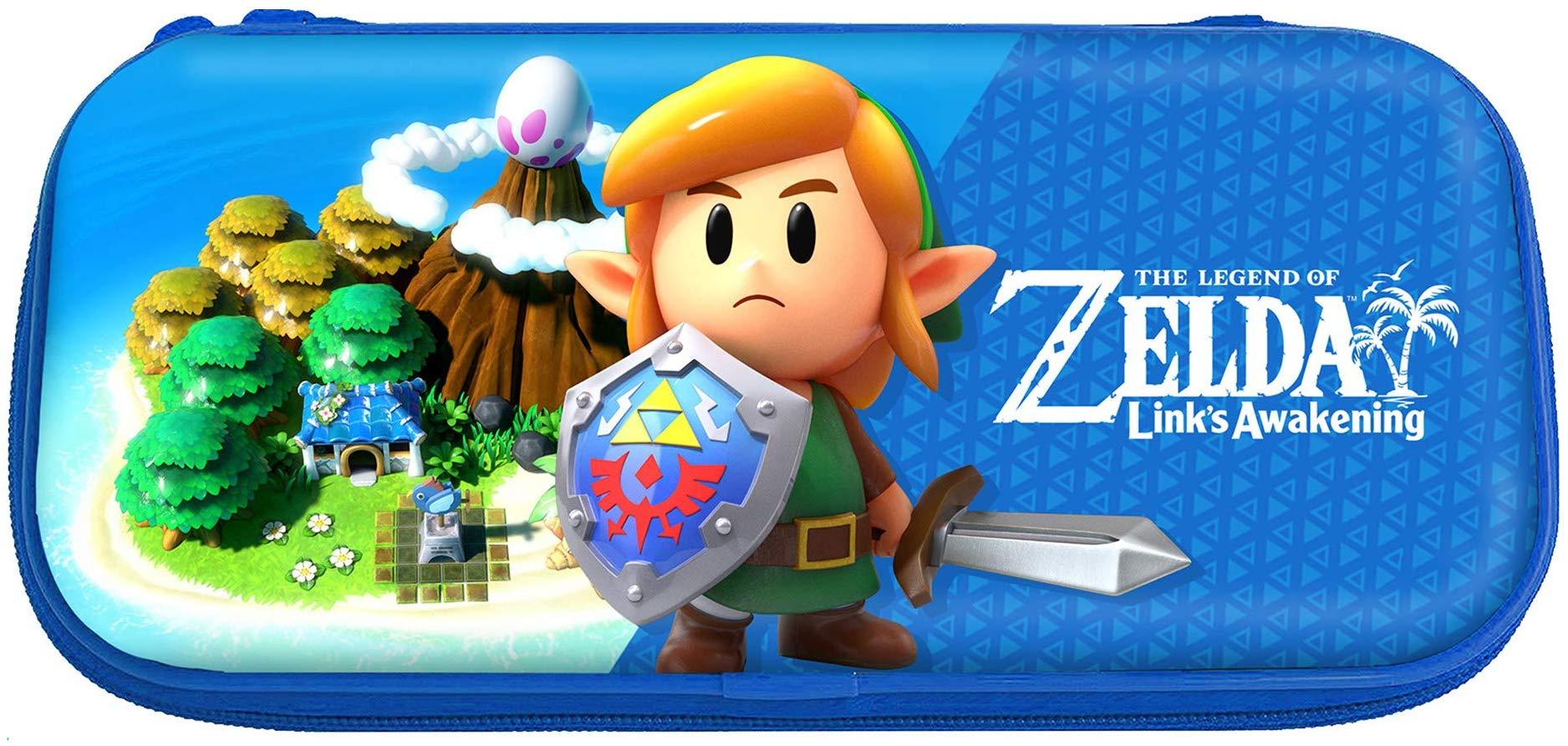 Funda para Nintendo Switch de Link's Awakening
