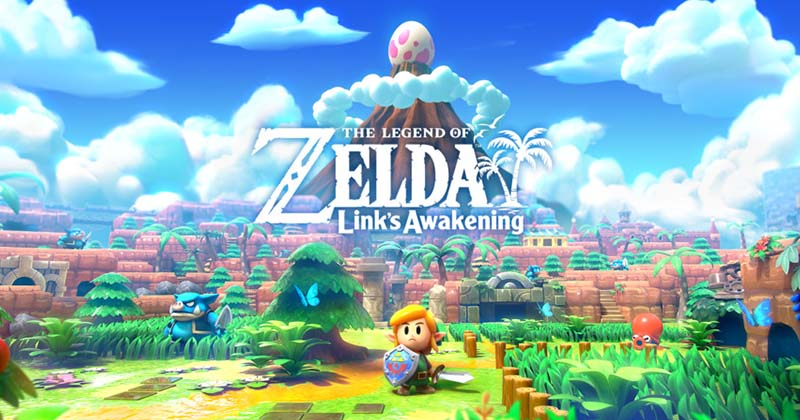 Nueva media hora de gameplay de Link's Awakening