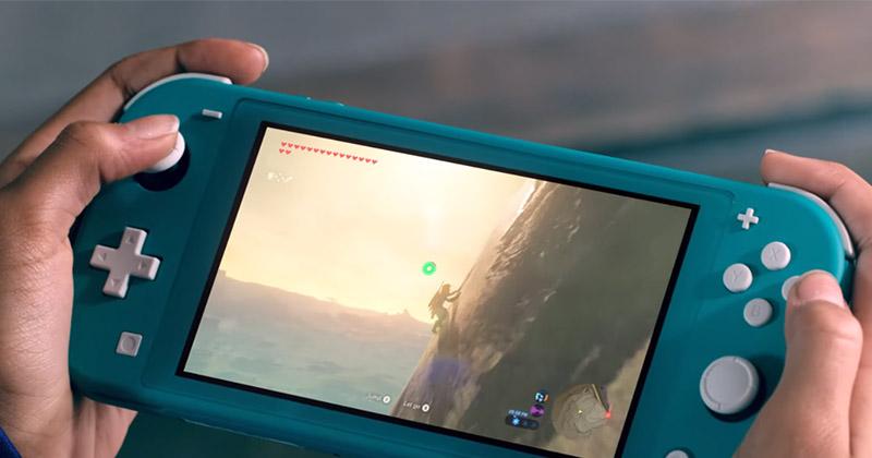 Anunciada Nintendo Switch Lite, una versión compacta de la consola