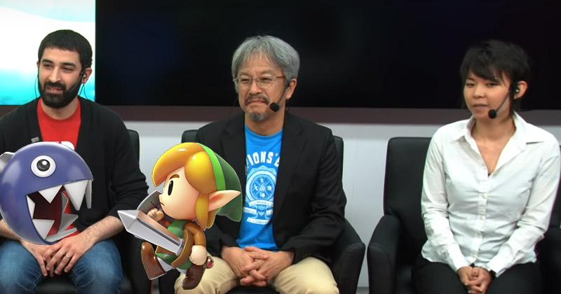 """Aonuma admite que """"desveló"""" Link's Awakening en 2016"""