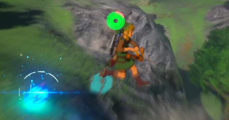 Hallado un glitch para propulsar a Link a las alturas
