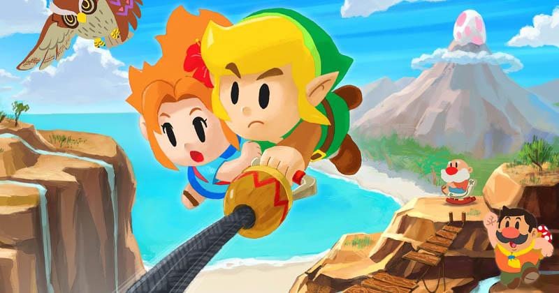 Ya a la venta The Legend of Zelda: Link's Awakening y su amiibo