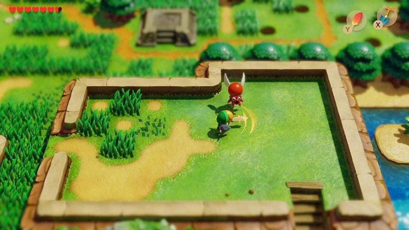 Primeros análisis de Link's Awakening y novedades de sus modos de juego