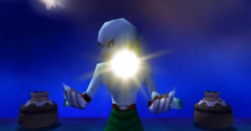 Este error te teletransportará a La Luna en Majora's Mask