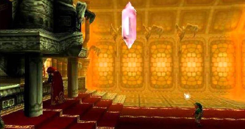 Remix del tema de la batalla con Ganondorf