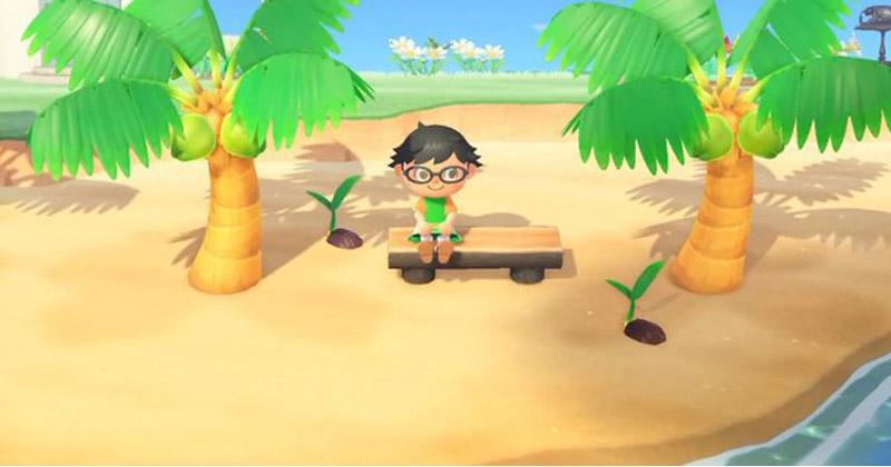 Koholint recreada en Animal Crossing