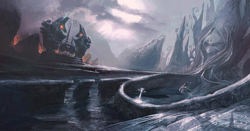 El artista de Retro Studios habla del juego Sheikah cancelado