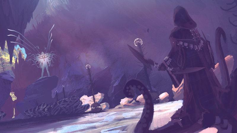 Ex-artista de Retro Studios comparte arte de un supuesto Zelda cancelado