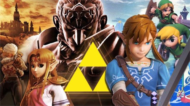 Smash Bros. Ultimate tendrá un torneo de temática de The Legend of Zelda