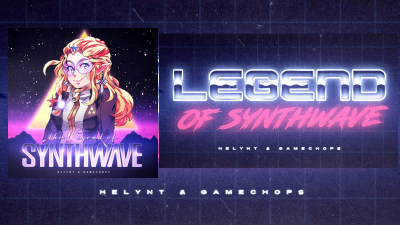 Música de The Legend of Zelda estilo Synthwave por GameChops