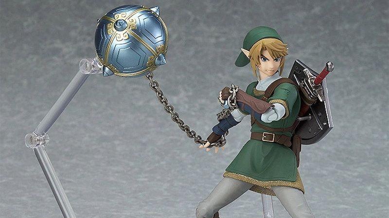 Good Smile Company relanza la figma de Link de Twilight Princess